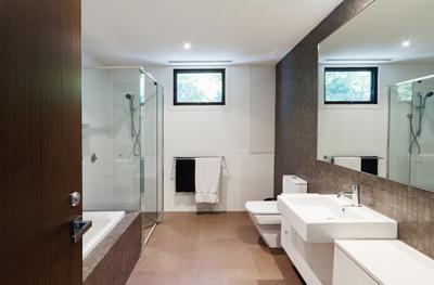 bathroom renovations erina