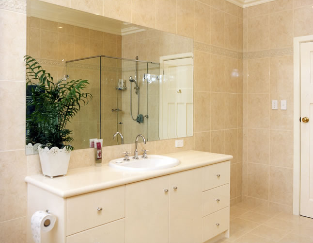 Bathroom renovations Newcastle