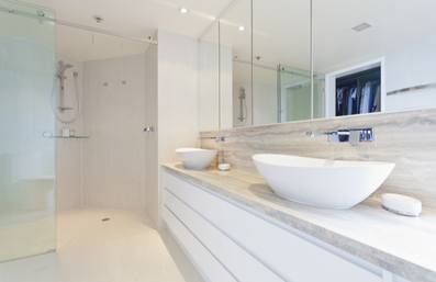 bathroom remodelling central coast